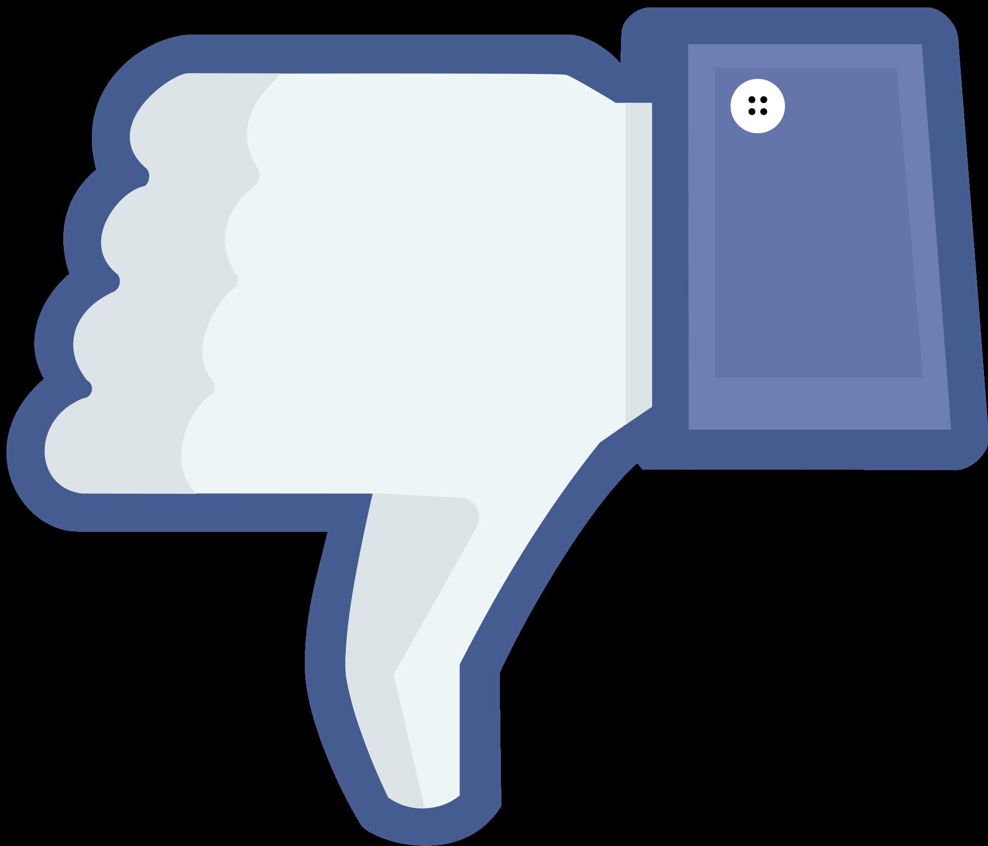 Social Media not working